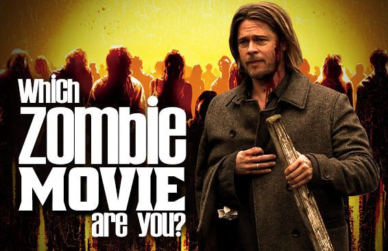 Which Zombie Movie Are You?