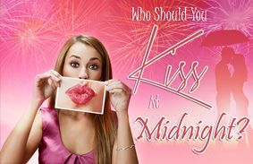 Who Should You Kiss At Midnight?