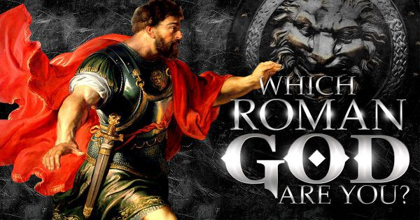 Which Roman God Are You?