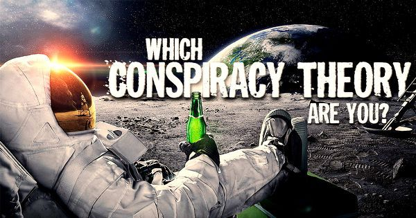 Which Conspiracy Theory Are You?