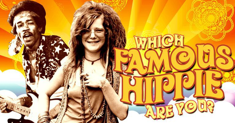 Which Famous Hippie Are You?
