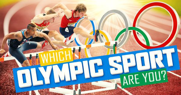 Which Olympic Sport Are You?