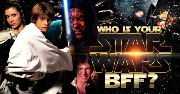 Who is Your Star Wars BFF?