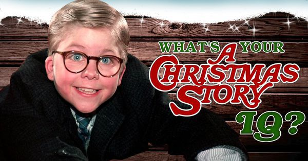 "What's Your ""A Christmas Story"" IQ?"