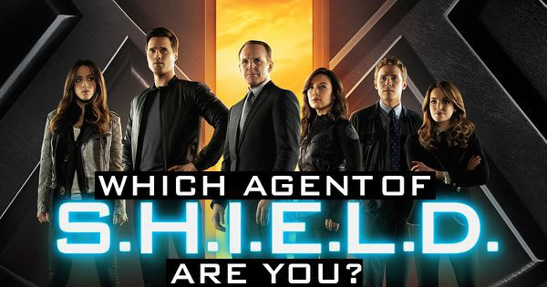 Which of the Agents of S.H.I.E.L.D. Are You?