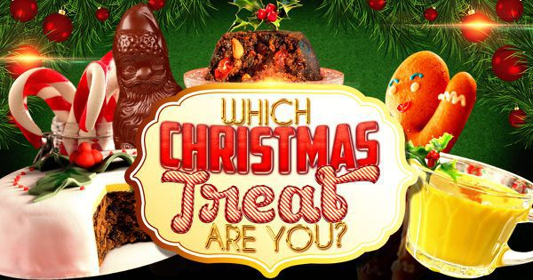 Which Christmas Treat Are You?