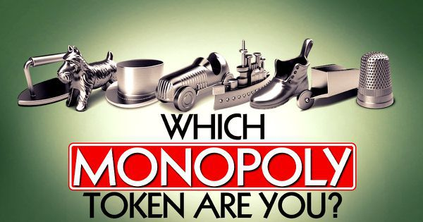 "Which ""Monopoly"" Token Are You?"