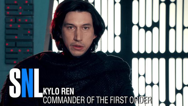 Star Wars' Kylo Ren Goes on Undercover Boss in Hilarious SNL Skit