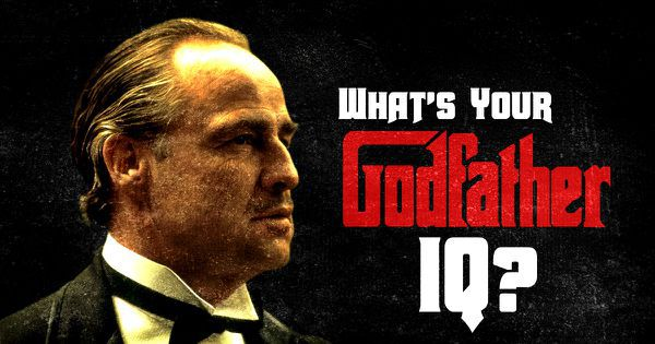 "What's Your ""Godfather"" IQ?"