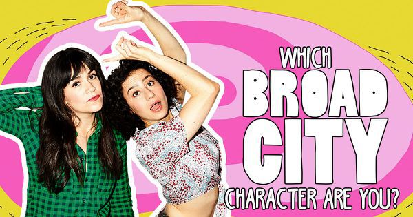 "Which ""Broad City"" Character Are You?"
