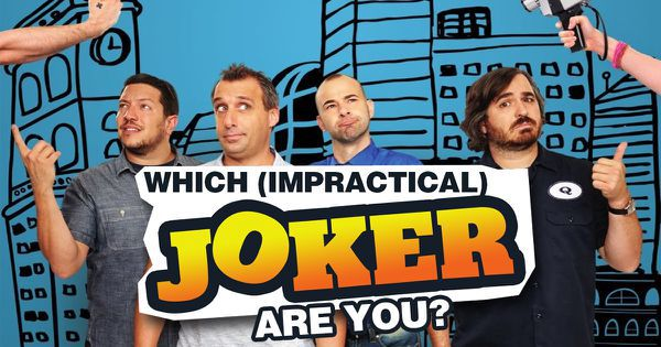 "Which ""Impractical Joker"" Are You?"