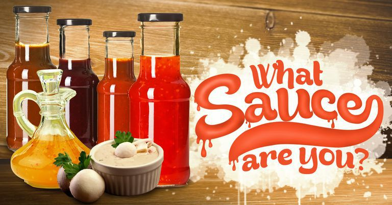 What sauce are you