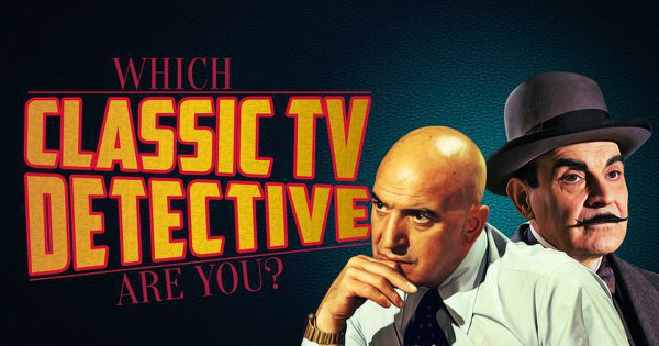 Which Classic TV Detective Are You?