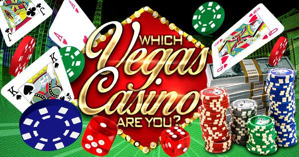 Which Vegas Casino Are You?