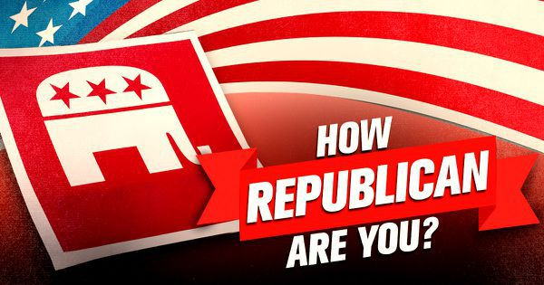 How Republican Are You?
