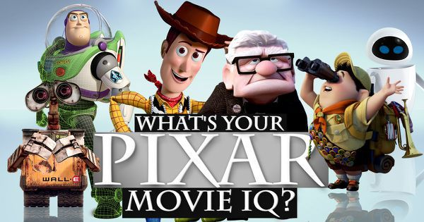 What's Your Pixar Movie IQ?