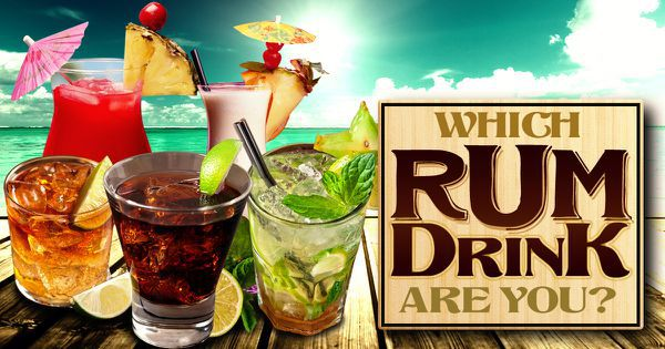 Which Rum Drink Are You?