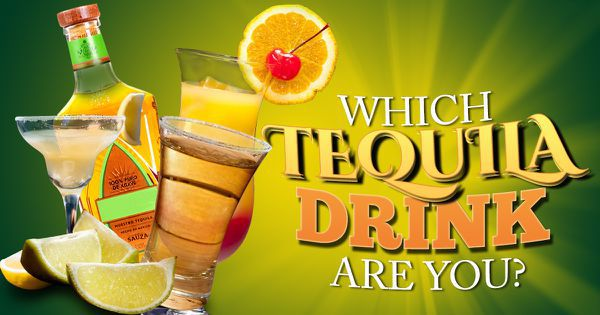 Which Tequila Drink Are You?