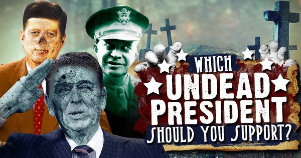Which Undead President Should You Support?