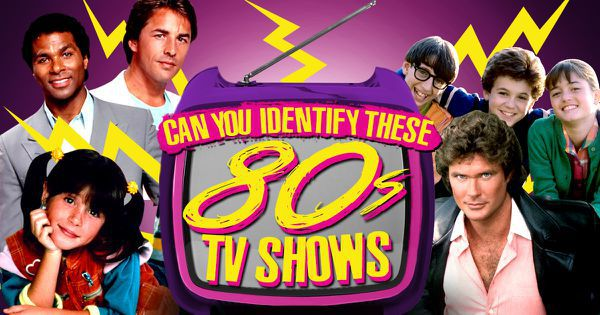 identify these 80s tv shows