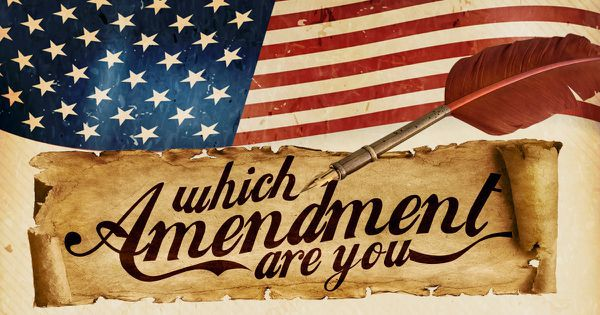 Which Amendment Are You?