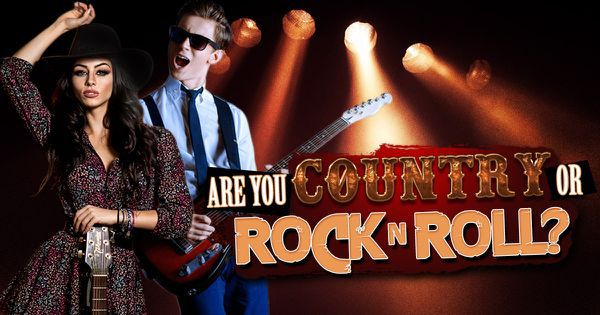 Are You Country or Rock 'n' Roll?