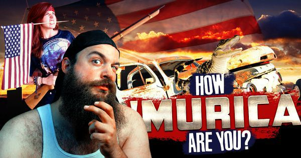 How 'Murica Are You?