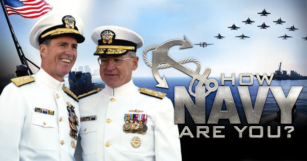 How Navy Are You?