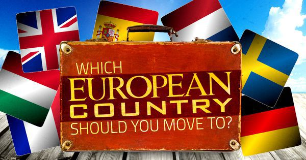 Which European Country Should You Move To?