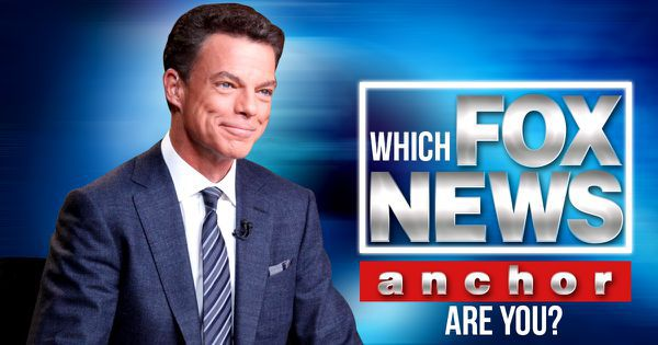 Which Fox News Anchor Are You?