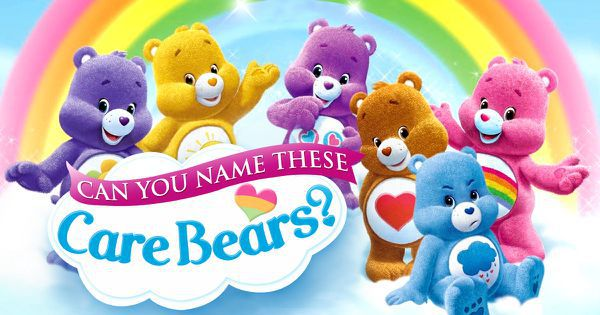 Do You Know These Care Bear Names?