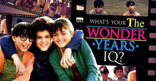 """What's Your """"The Wonder Years"""" IQ?"""