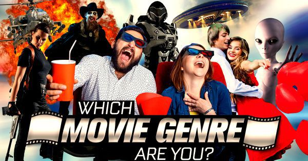 Which Movie Genre Are You?