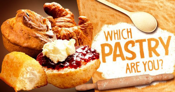 Which Pastry Are You?
