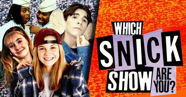 Which SNICK Show Are You?