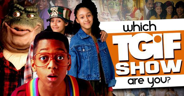 Which TGIF Show Are You?
