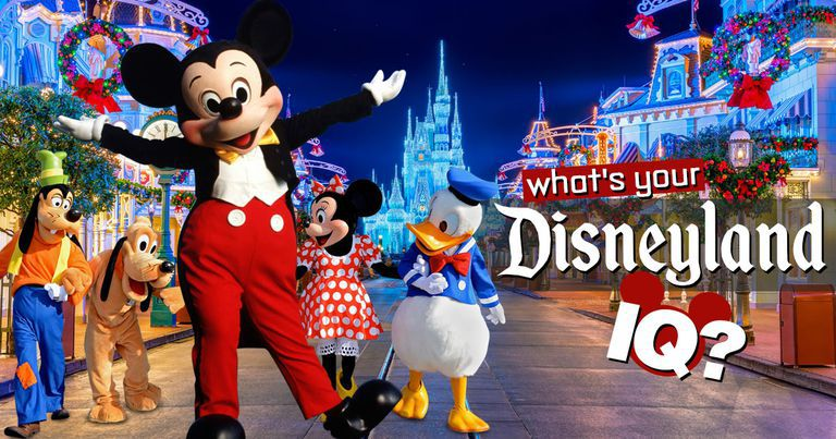 What's Your Disneyland IQ?