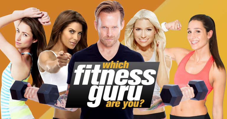 Which Fitness Guru Are You?