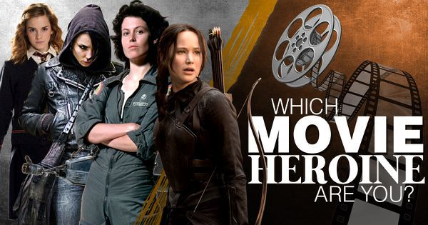 Which Movie Heroine Are You?