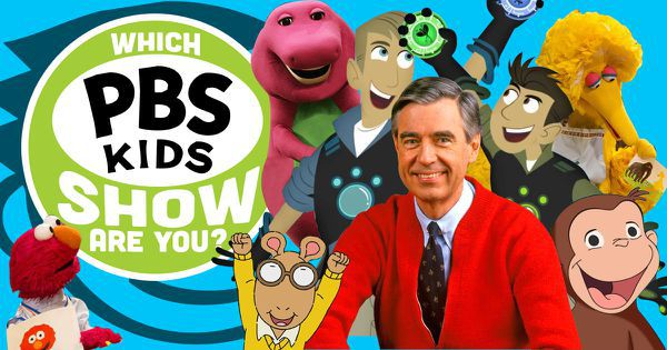 Which PBS Kids Show Are You?