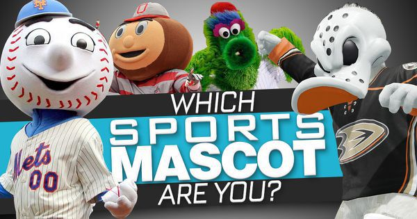 Which Sports Mascot Are You?