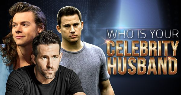 Who Is Your Celebrity Husband?
