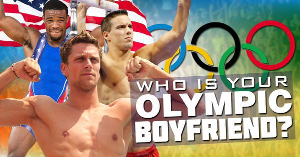 Who Is Your Olympic Boyfriend?