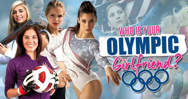 Who Is Your Olympic Girlfriend?