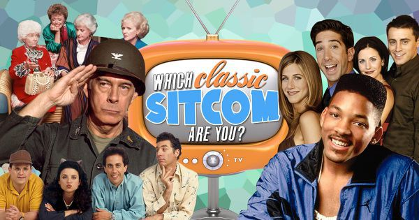 Which Classic Sitcom Are You?