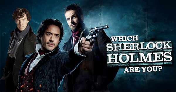 Which Sherlock Holmes Are You?