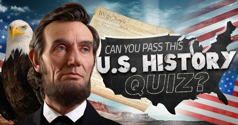 can you pass this u s history quiz