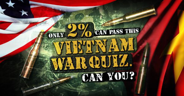 Only 2% Can Pass This Vietnam War Quiz. Can You?