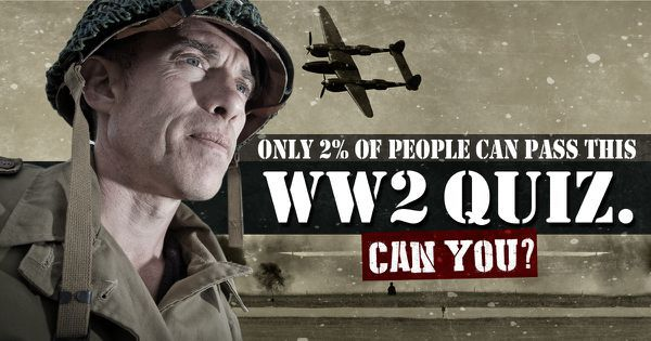 Only 2% Of People Can Pass This WW2 Quiz. Can You?