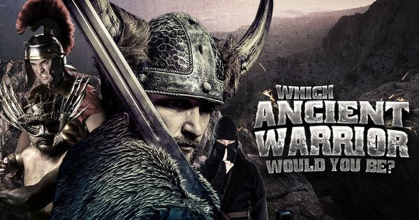 Which Ancient Warrior Would You Be?